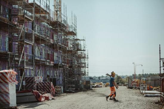 Det offentliga byggandet- NAVET Analytics konsultpanel ser ljuset i en svagare byggkonjunktur.