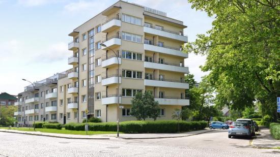 Byggmästaregatan i Lund, i ett fantastiskt kommunikationsläge intill Lund C. Här har Beautiful Apartments har tecknat avtal för 12 lägenheter.