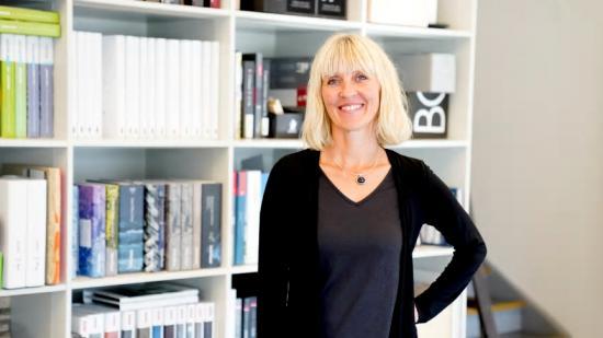 Hilda Esping Nordblom, vice VD, Liljewall.