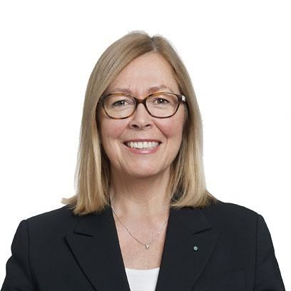 <span><span>&Aring;sa Söderström Winberg, ledamot i IVAoch ordförande i priskommittén.</span></span>
