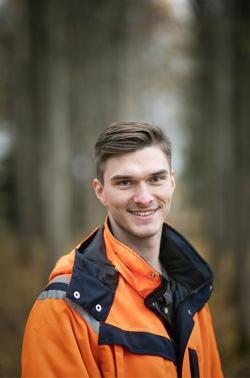 Jon Bengtsson, SkyMap Innovations VD och medgrundare.