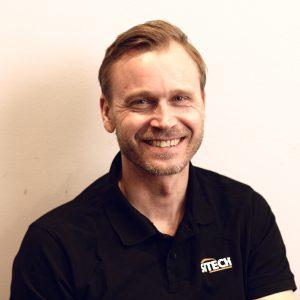 Mathias Alperud, försäljningschef för Sitech Sverige.