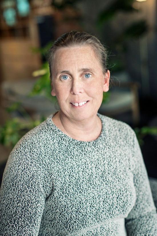 Carin Stoeckmann valdestill ny förbundsordförande för Sveriges Byggindustrier.