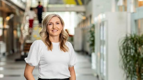 Susanna Ohlin tillträder tjänsten som divisionschef för Samhällsbyggnad den 30 augusti.