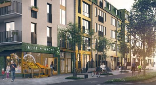 Detaljplanen för Stena Fastigheters projekt Gröna Ekebo i Upplands Väsby har vunnit laga kraft. Det innebär klartecken för byggnation av 500 lägenheter söder om Mälarvägen.