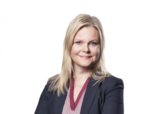Sofia Hagman, hållbarhetschef HSB Riksförbund.