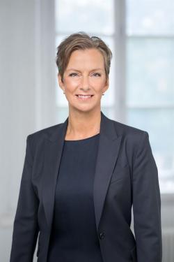 Catarina Molén-Runnäs, affärsområdeschef för Building Nordics.