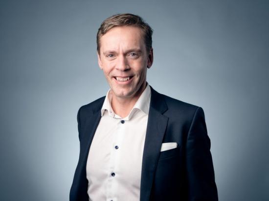 Håkan Danielsson, ny vd för WSP i Sverige.