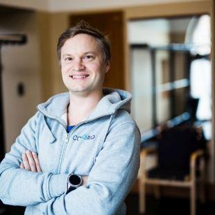 Timo Makkonen, VD Congrid Oy.