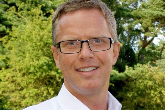 Jörgen Hermansson, chef för Södra Building Systems.