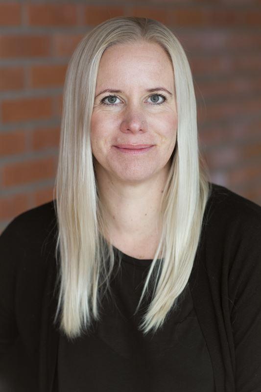 Emma Sundelin, projektchef Skellefteå Kommun.