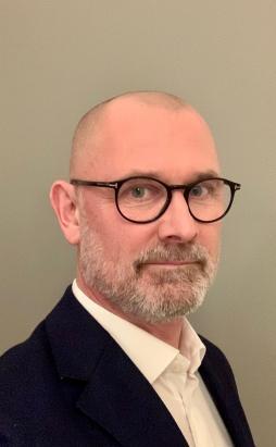 Henrik Otterstedt, Country Manager för Heras Sverige.