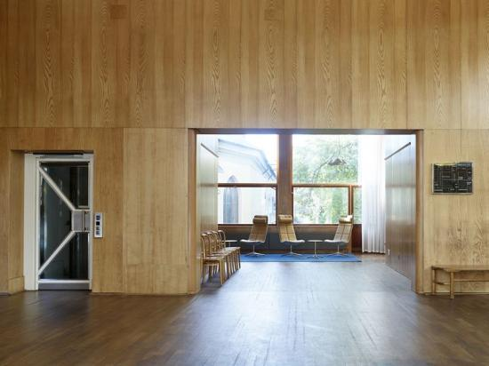 trappan vällingby arkitekt