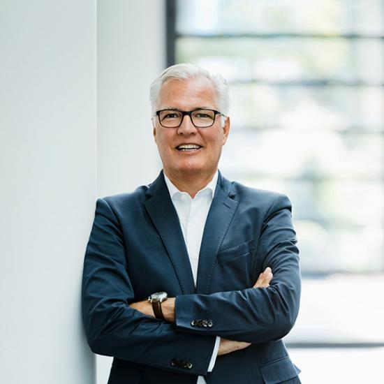 Stephan Georg Kahl, Verkställande direktör på R & S Immobilienmanagement GmbH.