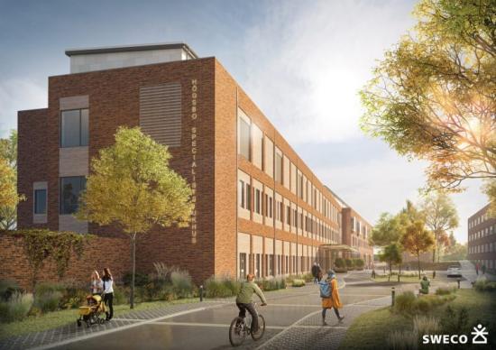 Assemblin ska installera el- och teletekniska system i nya Högsbo specialistsjukhus i Göteborg. Byggnaden ska certifieras enligt Miljöbyggnad silvernivå.