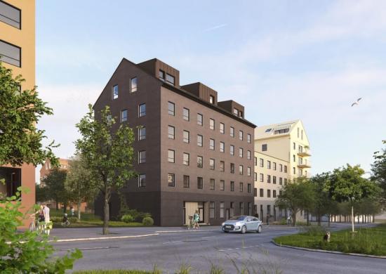 Riksbyggen, Skärholmen, projekt Söderholmen (bilden är en illustration).