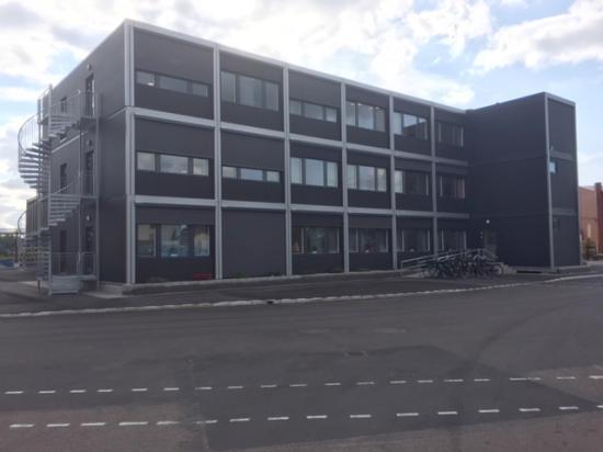NOVA hos Sandvik.
