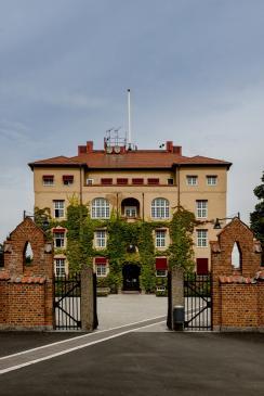 Campus Kristianstad.
