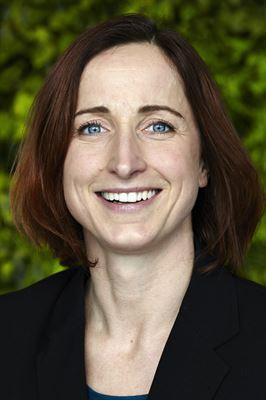 Sofia Ekerlund, ny uthyrnings- och marknadschef i Skanska Öresund, Malmö.
