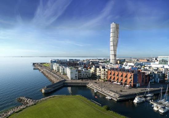 Västra hamnen, Malmö.