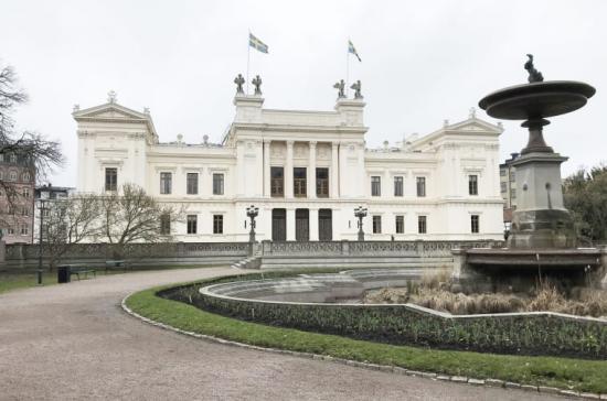 Universitetshuset i Lund.
