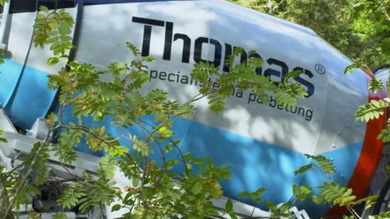 Thomas Concrete Group blir medlem i Sweden Green Building Council.