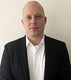 Andreas Wikström, ny platschef i Setra Nyby.