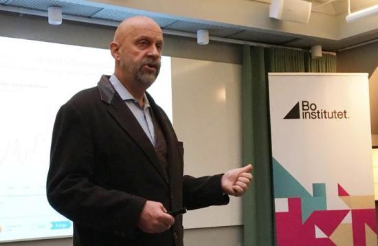 Olof Manner, analyschef Swedbank.