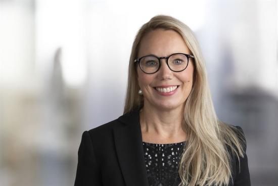 Sandra Isberg blir verksamhetutvecklingschef på Rikshem.