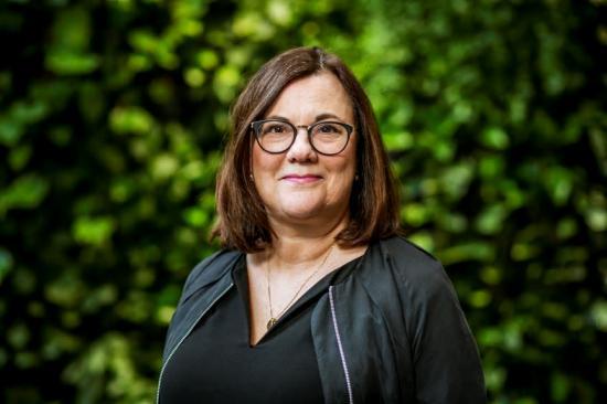 Annika Waernström, vd för PVF Yrke & Utbildning.