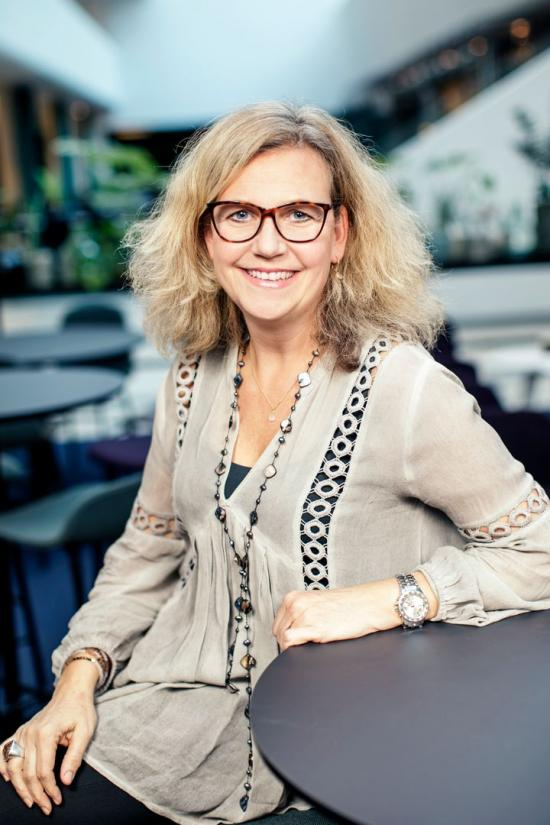 Birgitta Govén, energiexpert.