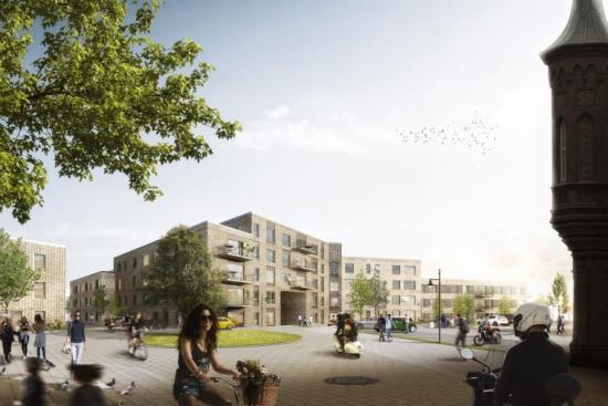 Heimstaden har, genom sitt danska dotterbolag Heimstaden Danmark A/S, ingått ett samarbete med projektutvecklingsbolagat KPC avseende förvärv och uppförandet av Slagterigrunden, en projektfastighet i Roskilde.
