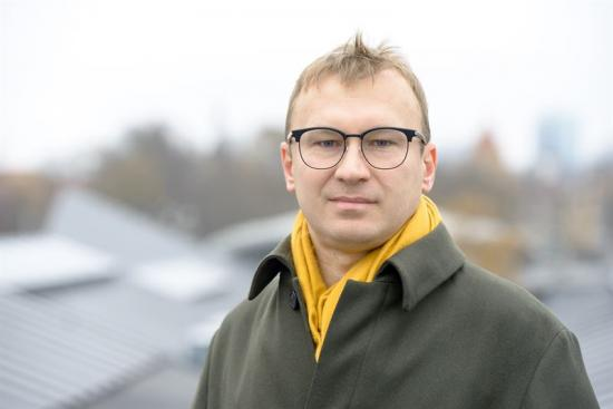 <span>Andrus Kõresaar från KOKO architects valde GreenCoat® stål för taket till Baltic Station Market på grund av dess miljövänliga egenskaper samt tillförlitliga prestanda och hållbarhet. </span>