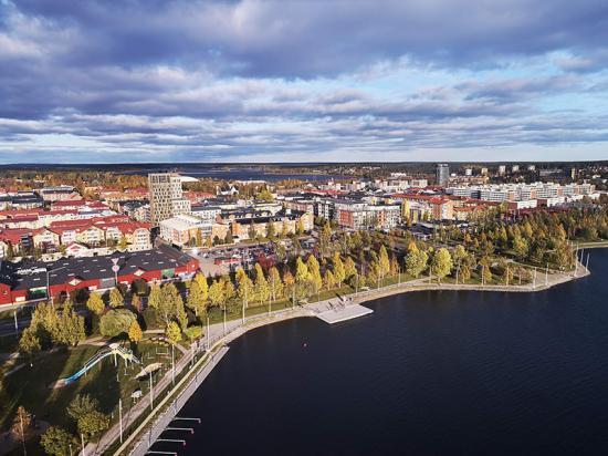 Stadsmiljöprogrammet skapar en gemensam bild av hur Piteås stadskärna ska utvecklas.