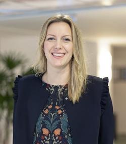 Andrea Cedwall har blivit utsedd till Rikshems nya transaktionschef.