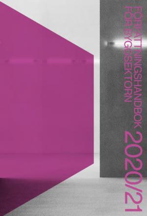 Författningshandbok för byggsektorn 2020/21.