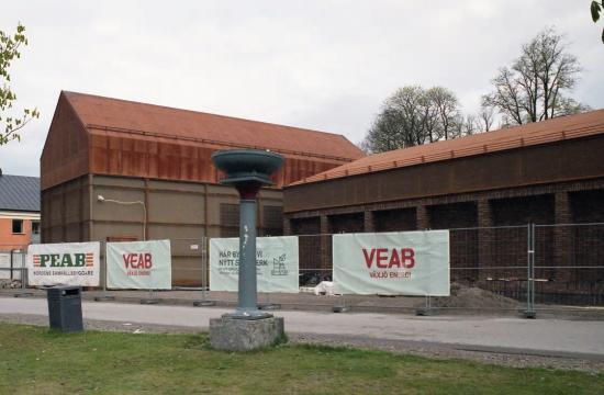Transformatorstation Vattentorget.