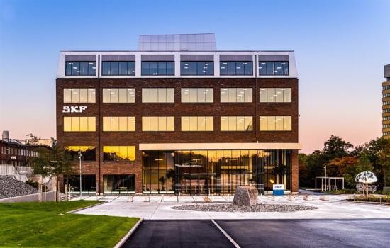 SKFs nya huvudkontor.