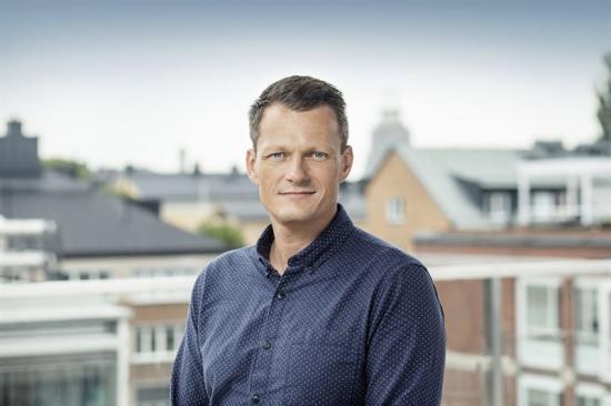 Daniel Nilsson, luftkvalitets- och miljöexpert på Ramboll.