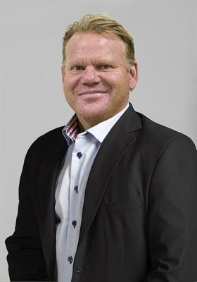 Magnus Boström, regionchef Norrland på Bygma.