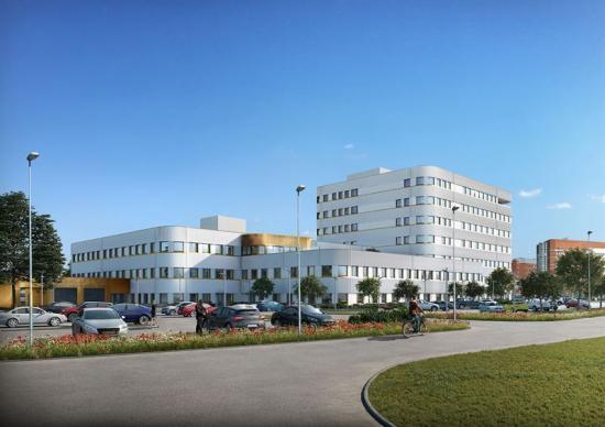 Nya psykiatrilokaler i Kalmar