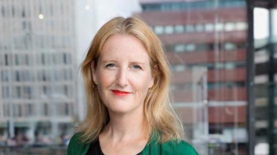 VD Johanna Munck af Rosenschöld är sedan årsskiftet delägare i Strategisk Arkitektur.
