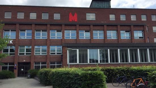 Lunds Universitet vill modernisera och bygga till lokalena för M-huset.