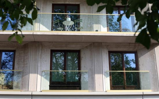 Projektet finns på Maria Bangata 2Bpå Södermalm.