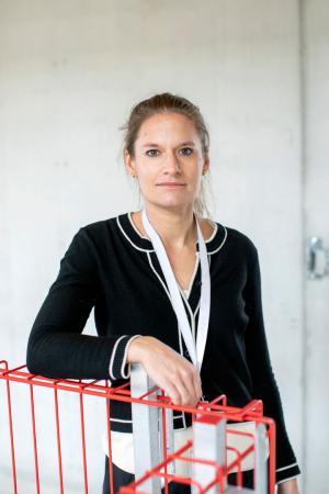 Charlotta Steinwall, avtalsansvarig för Tjänstemannaavtalet på Byggföretagen.