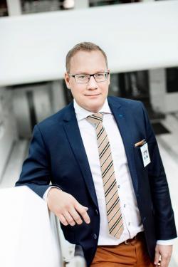 Johan Deremar, prognosansvarig, Sveriges Byggindustrier.
