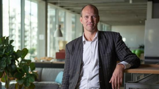 Erik Torvén, ny tillförordnad kontorschef på Whites Stockholmskontor.