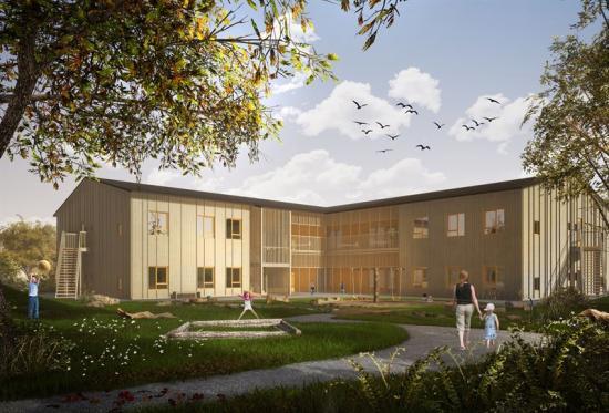 <span><span><span>NCC:s förslag har tagits fram i samarbete med Mondo Arkitekter i Karlstad, som också har gedigen erfarenhet av att utforma lokaler för barn.</span></span></span>