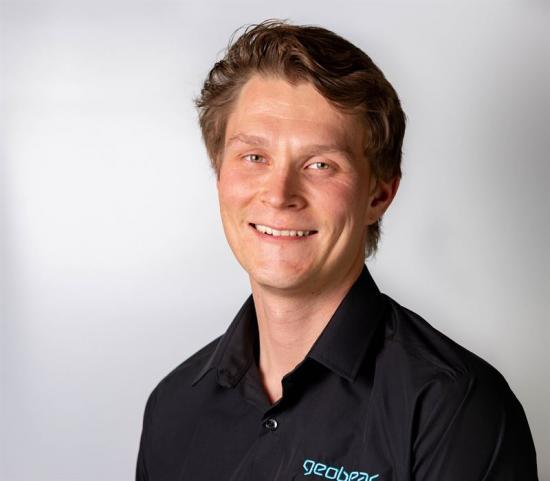 Otso Lahtinen, Geobears VD.