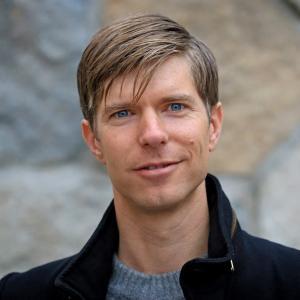 Jonas Anund Vogel, nyIFU-chef på Bengt Dahlgren Stockholm AB.